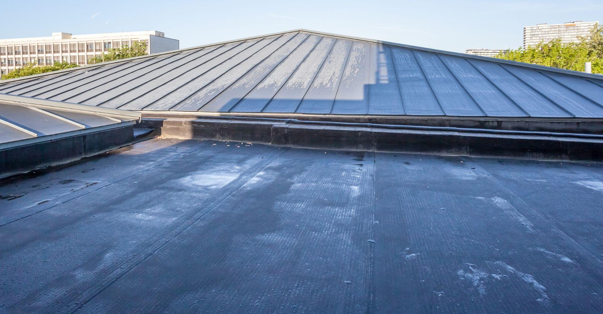 flat roofs fulham