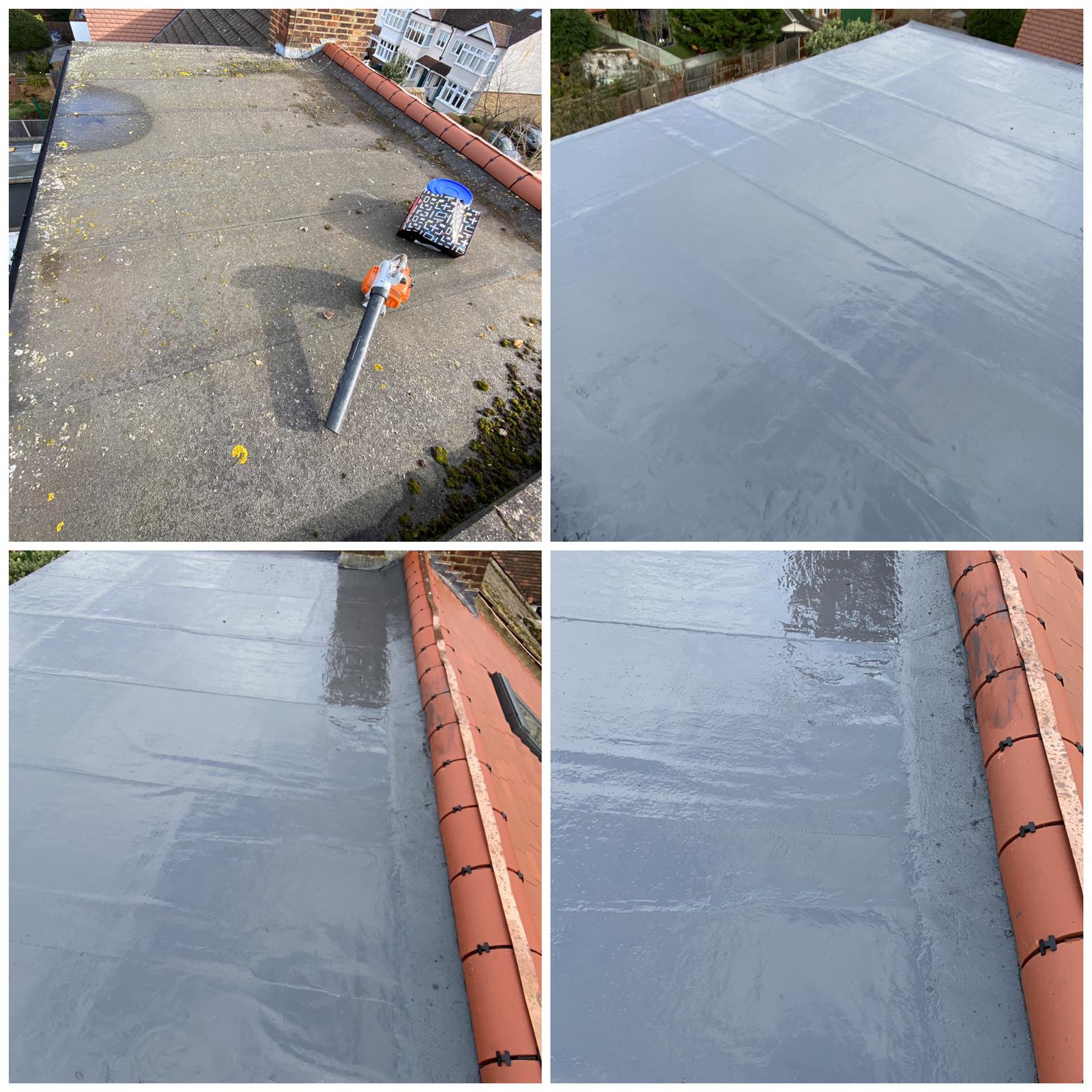 rubber roof Kettering