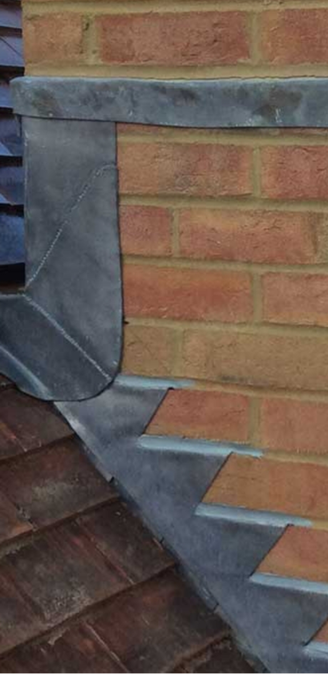 lead chimney repair Rushton Northamptonshire