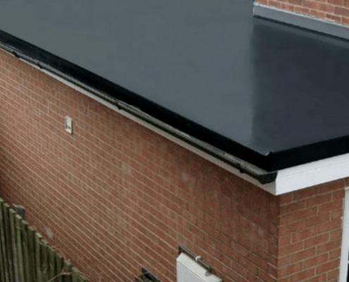flat roof installed Northampton