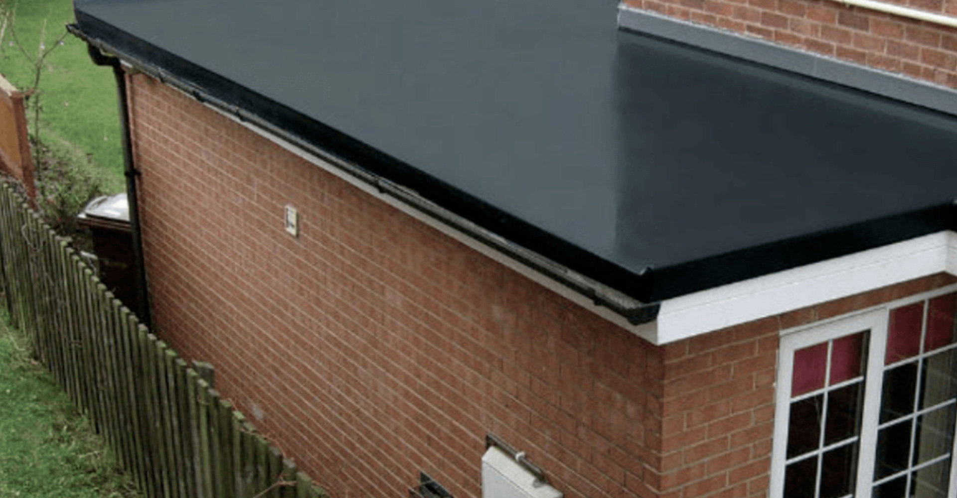 flat roof installed Northampton