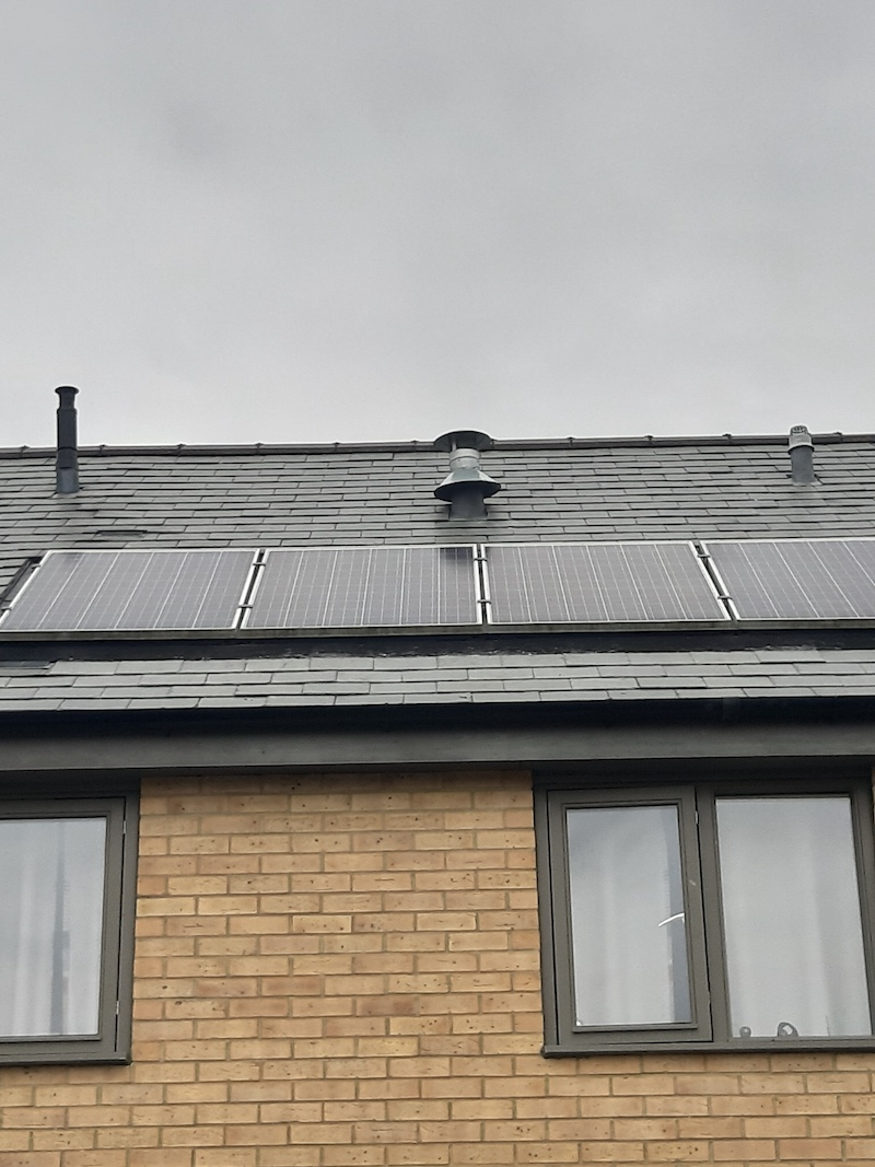 roof slates repaired in Wellingborough