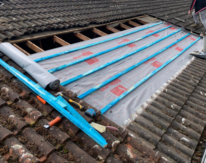 Roof Repair Northampton