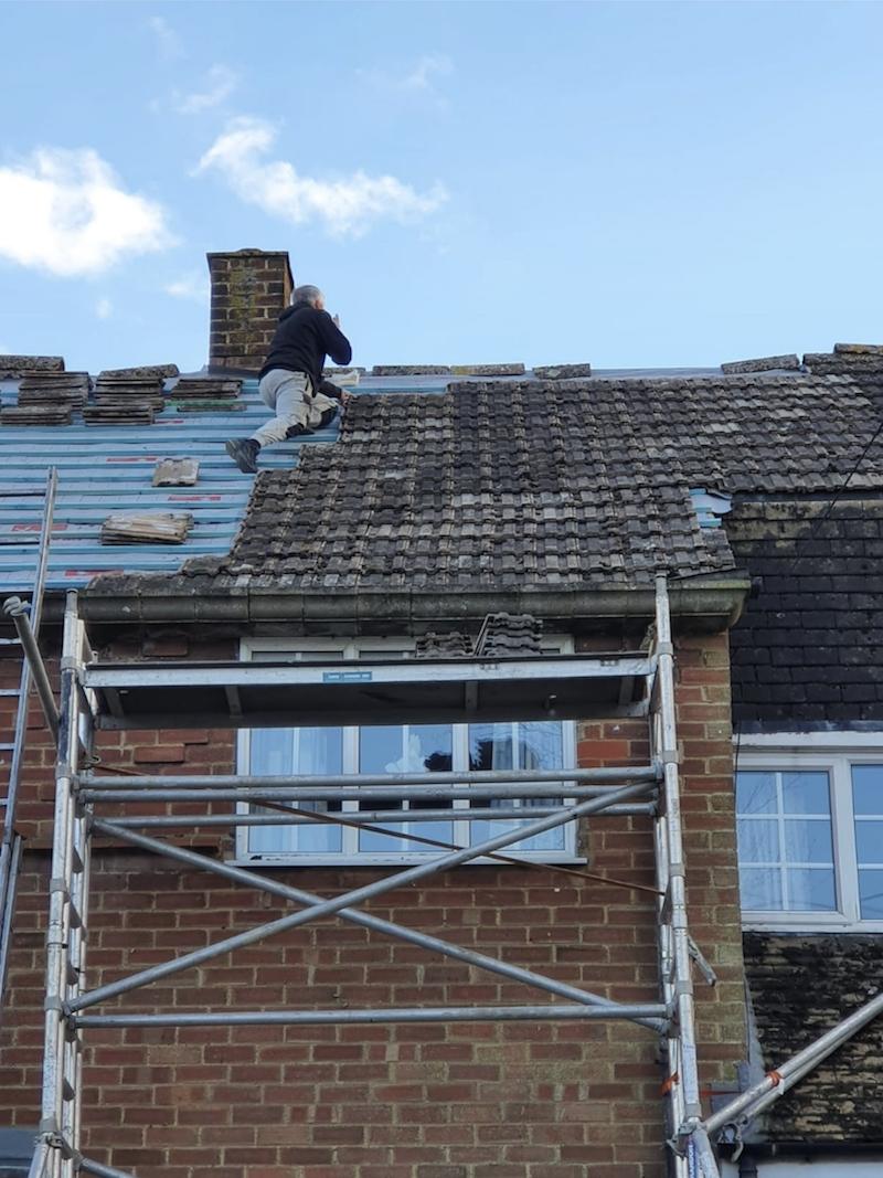Roof repair kingsthorpe