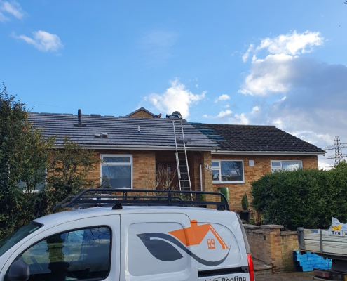 roof fitted in Daventry