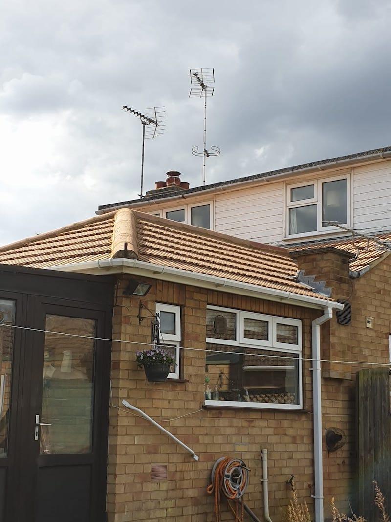 Roof Repair Wootton